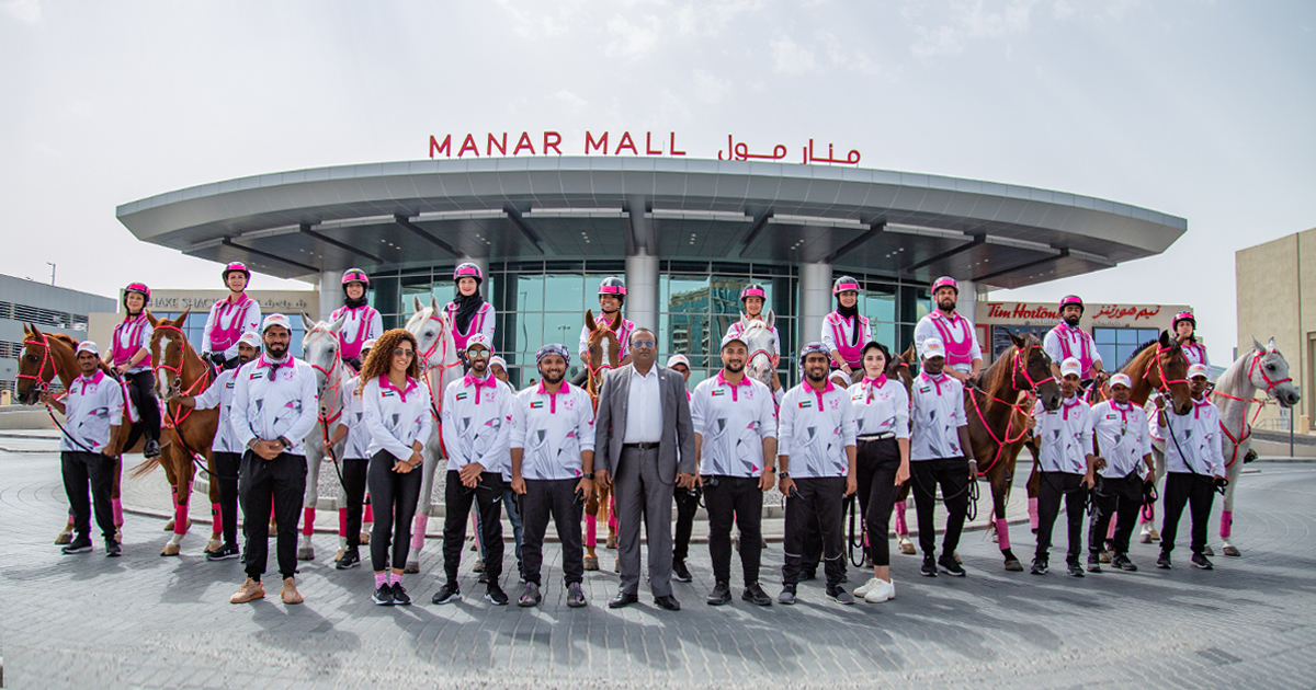 Al Hamra strengthens its ongoing CSR mission  with support to Pink Caravan